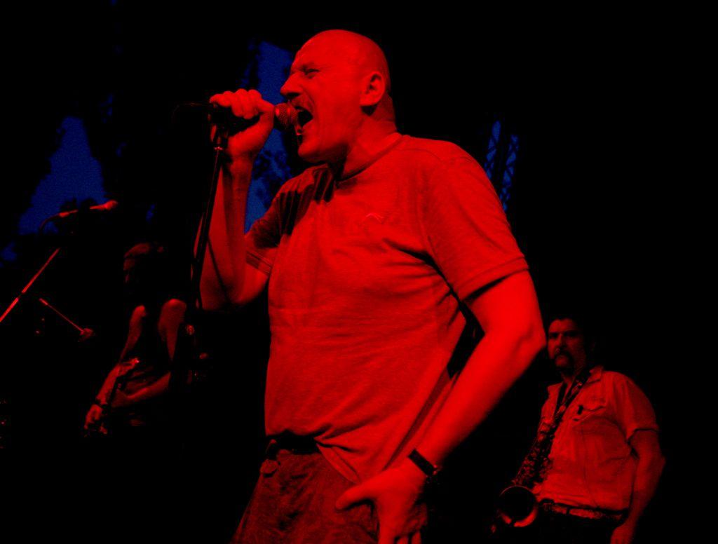Album tedna: Demolition Group, Zlagano sonce