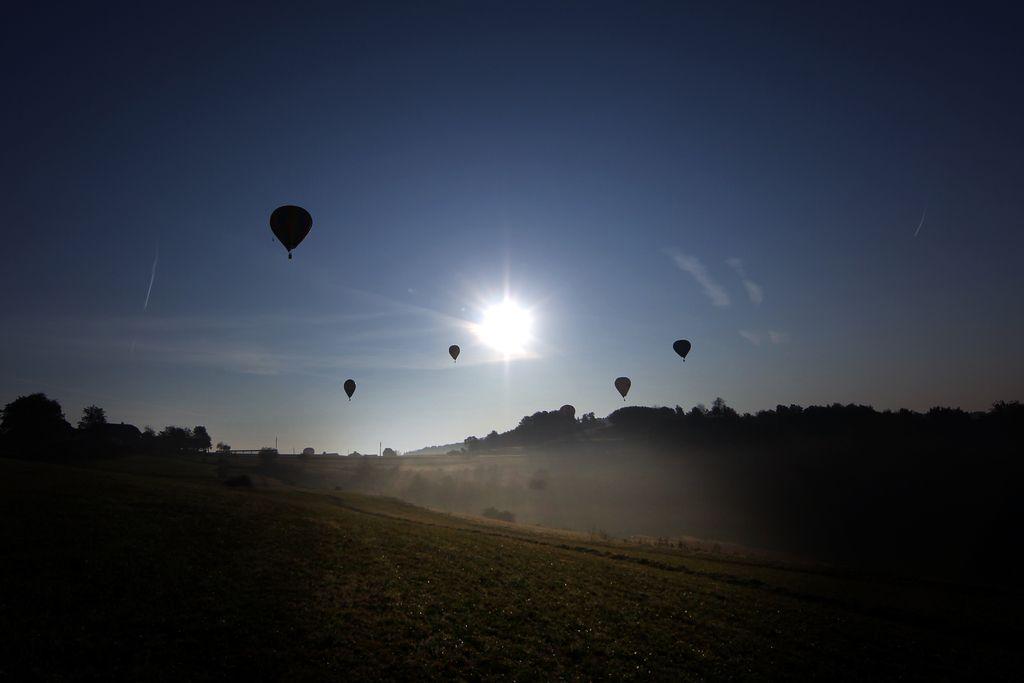 Baloni se lahko vrnejo na slovensko nebo