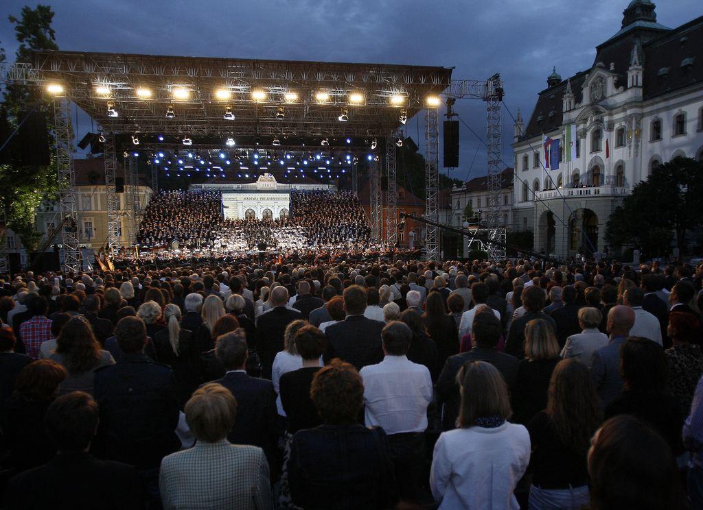 Ljubljana bo dobila posodobljeno karto hrupa