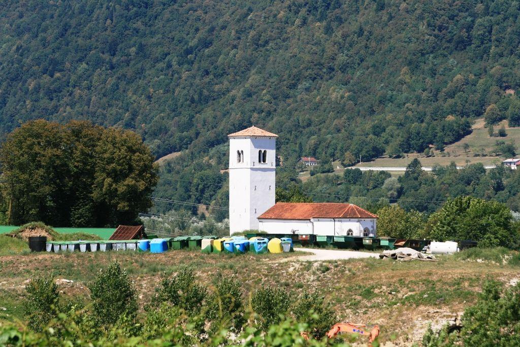 Komunala predvideva izjemno turistično zasedenost v Posočju