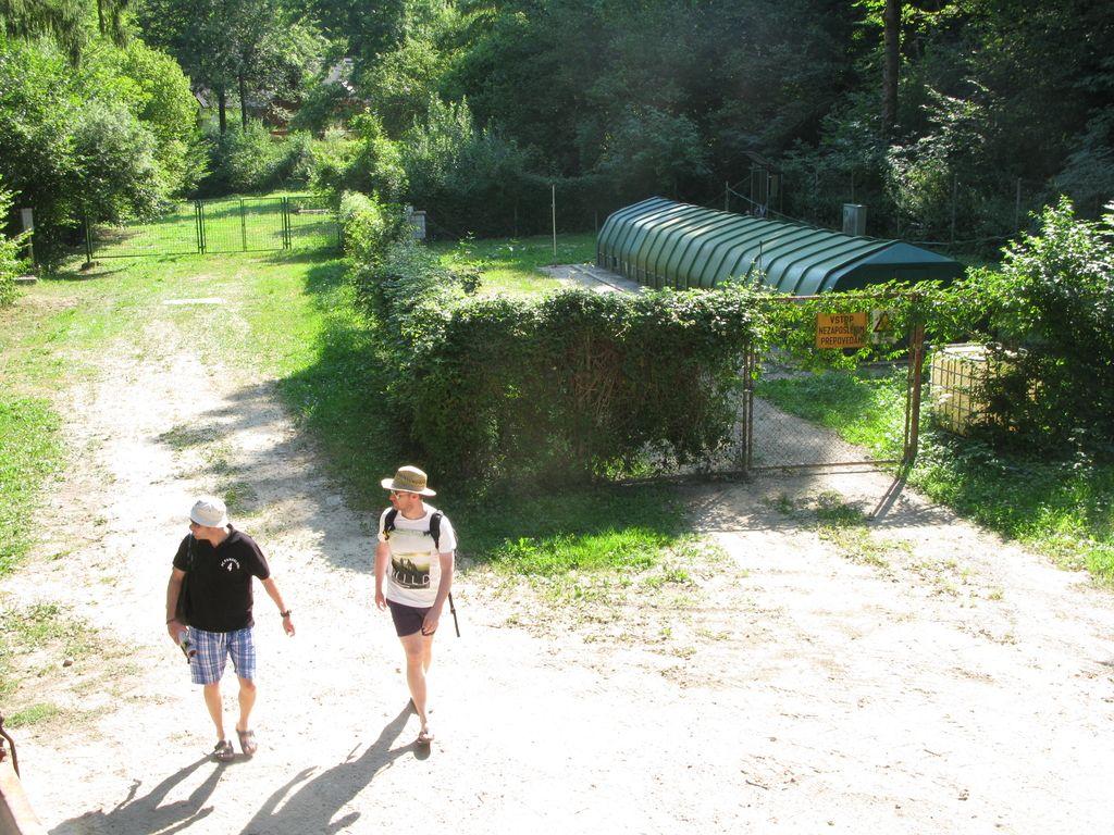 Smrad v Ribčevem lazu moti turiste