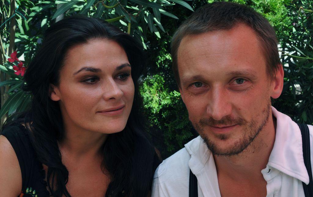 Pia Zemljič in Marko Mandić: V gledališče se vrača ljubezen