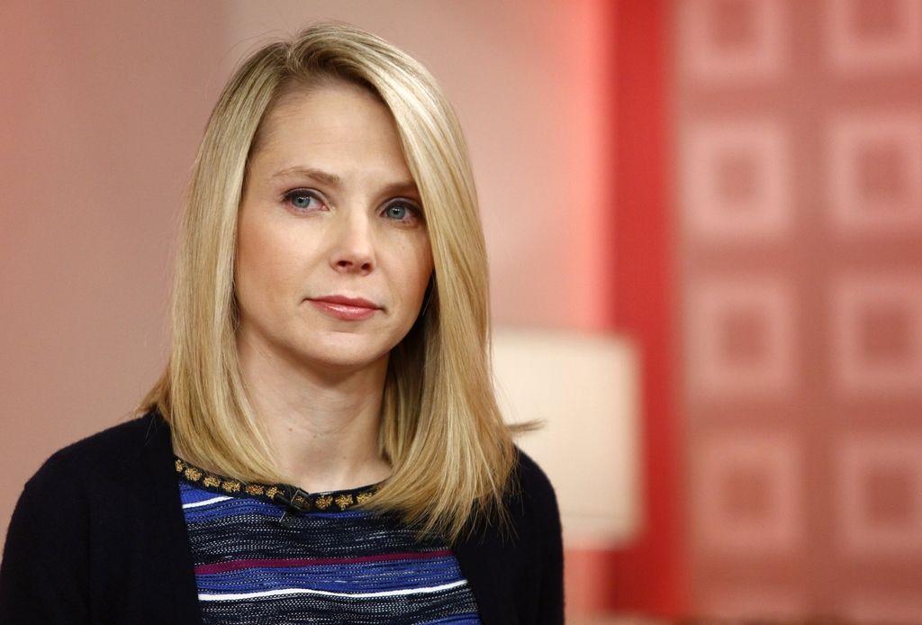 Marissa Mayer je okrepila Yahoo