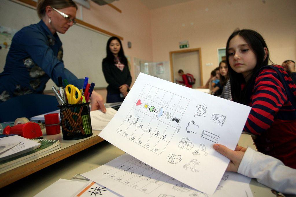 Sviz: Rezi v učiteljske plače najgloblji v Sloveniji