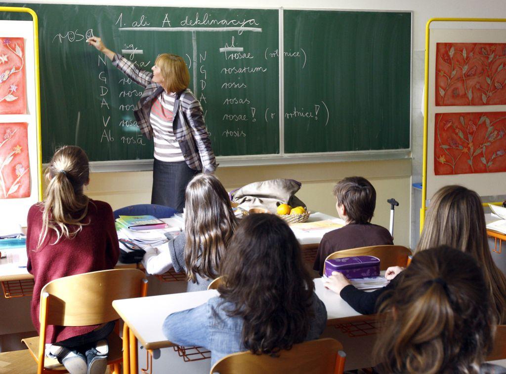 Šola bo premajhna, čeprav ni še niti zgrajena