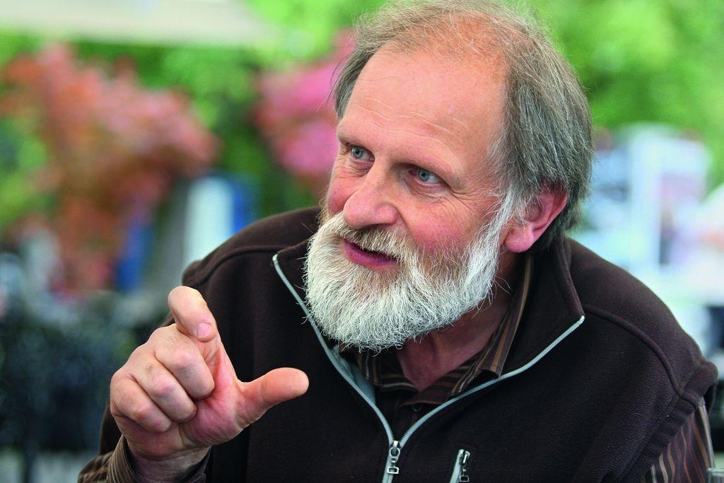 Pater Karel Gržan: Nisem imel dovolj poguma