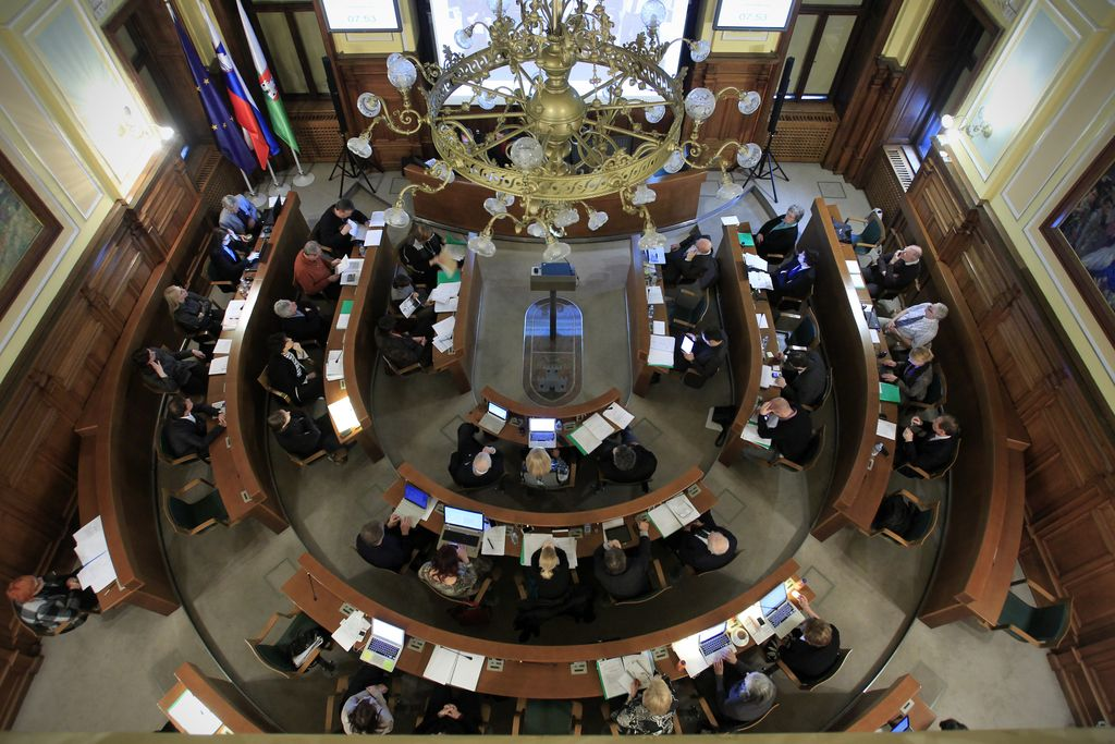 Kaj o participativnem proračunu pravi politika
