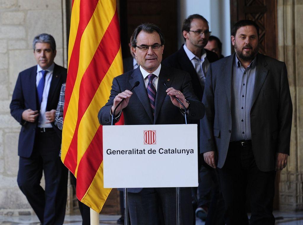 Katalonija: referendum o neodvisnosti novembra