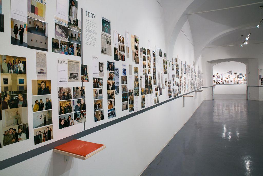 Ocenjujemo: 30 let Galerije Equrna