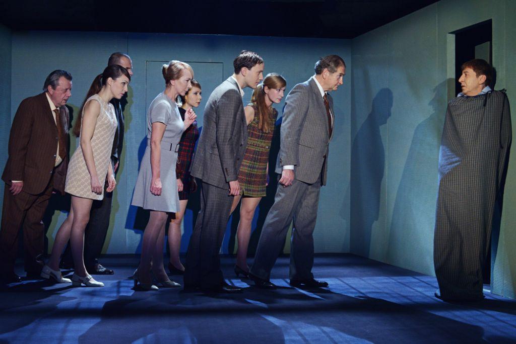 Ocenjujemo: gledališka predstava Prijatelji