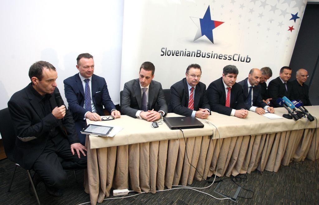 Ustanovljeno je združenje Klub slovenskih podjetnikov