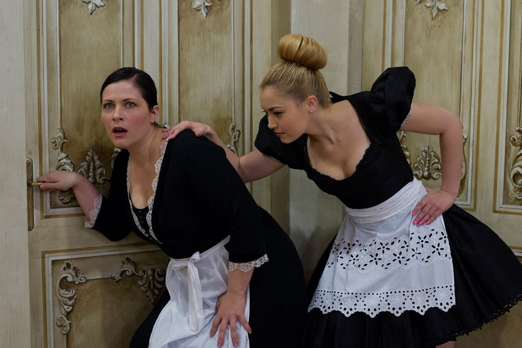 Piccinnijeva komična opera v sodobni preobleki