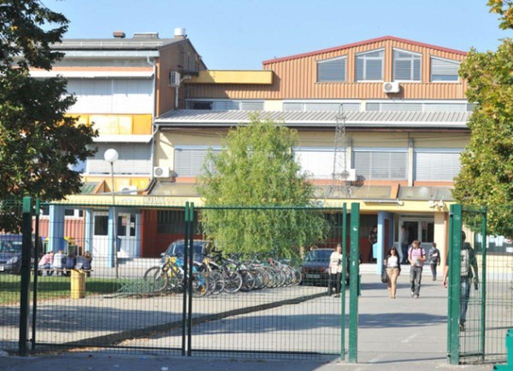 V gimnaziji Murska Sobota poslovali zelo »po domače«