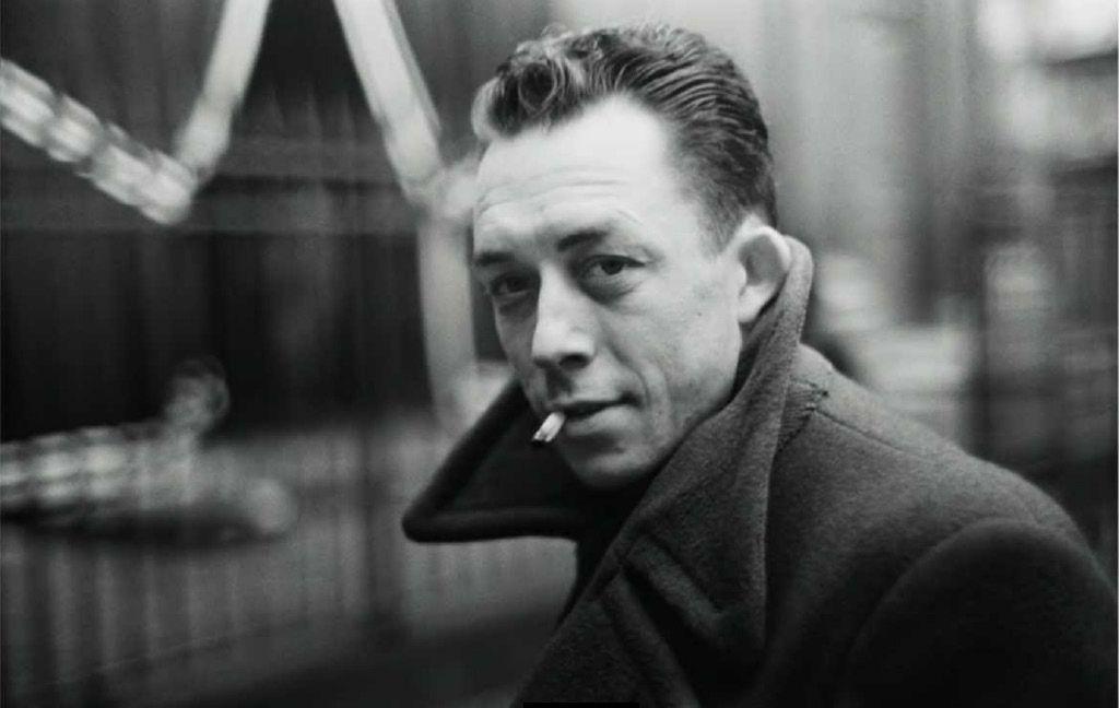 Ocenjujemo: Upor ni človek; po eseju Alberta Camusa Uporni človek