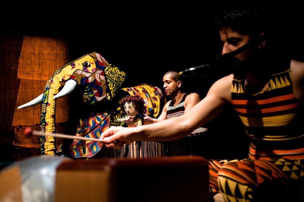 Ocenjujemo: Juri Muri v Afriki pleše