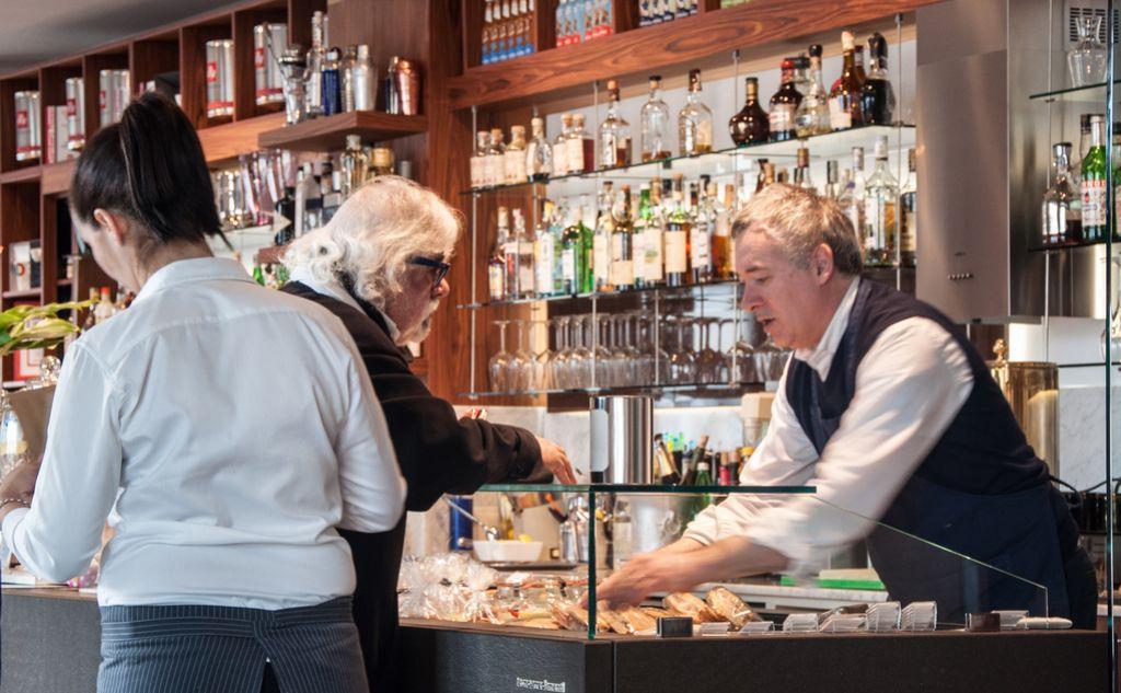 Nedelo izbira: Caffetteria Torinese: Palmanova, Italija
