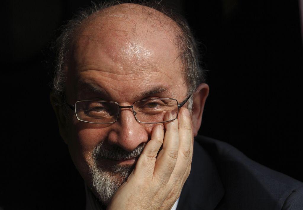 Salman Rushdie, 70 let in nova knjiga