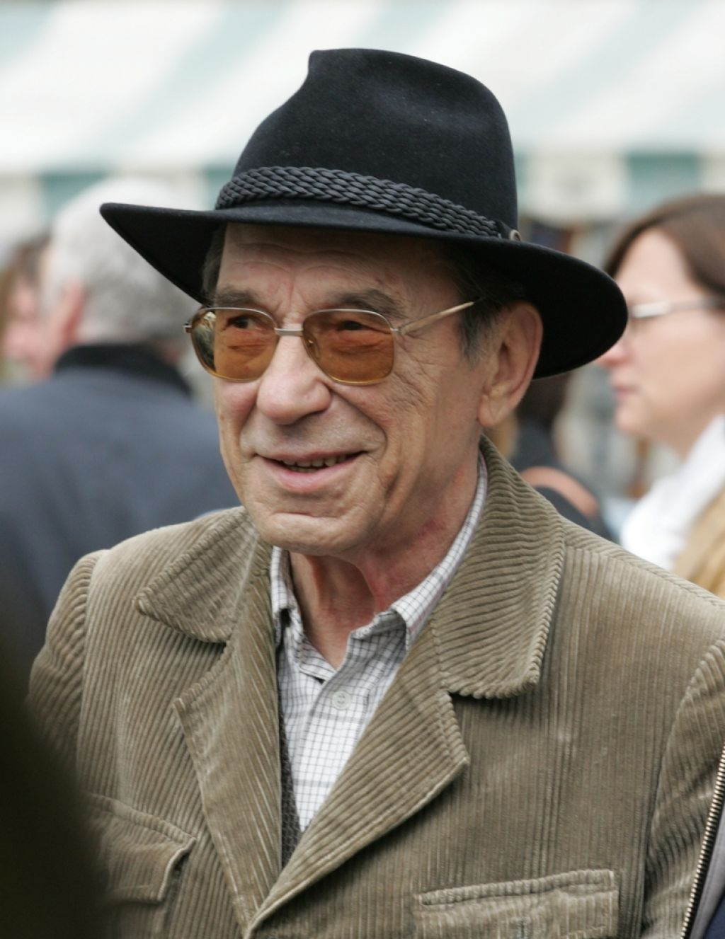 Miloš Mikeln 1930–2014