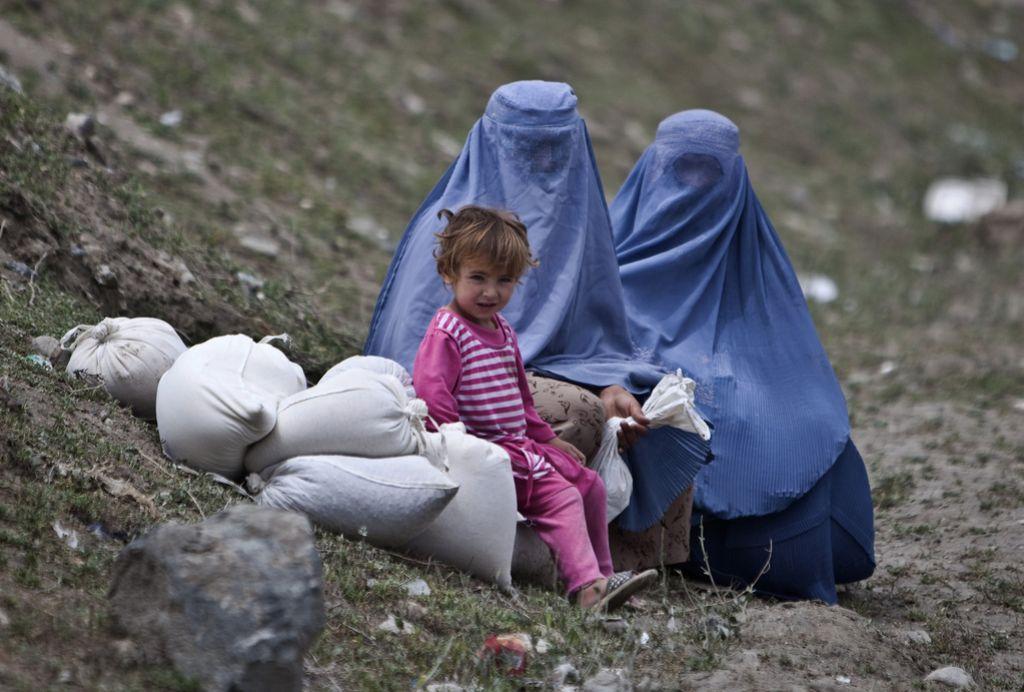 Humanitarna pomoč: Afganistan brezno brez dna