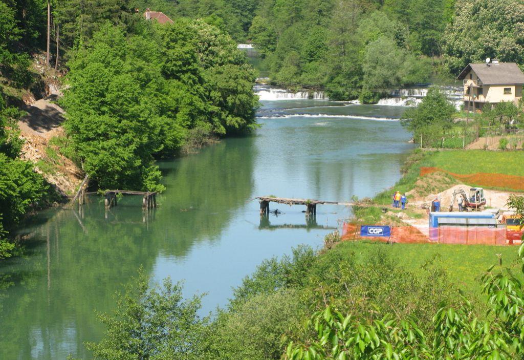 Žužemberk bo dobil nov Tomažev most