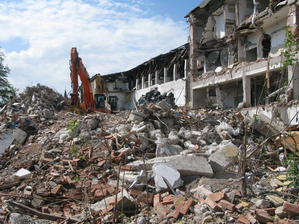 Za degradirana območja Kranja ni vlagateljev