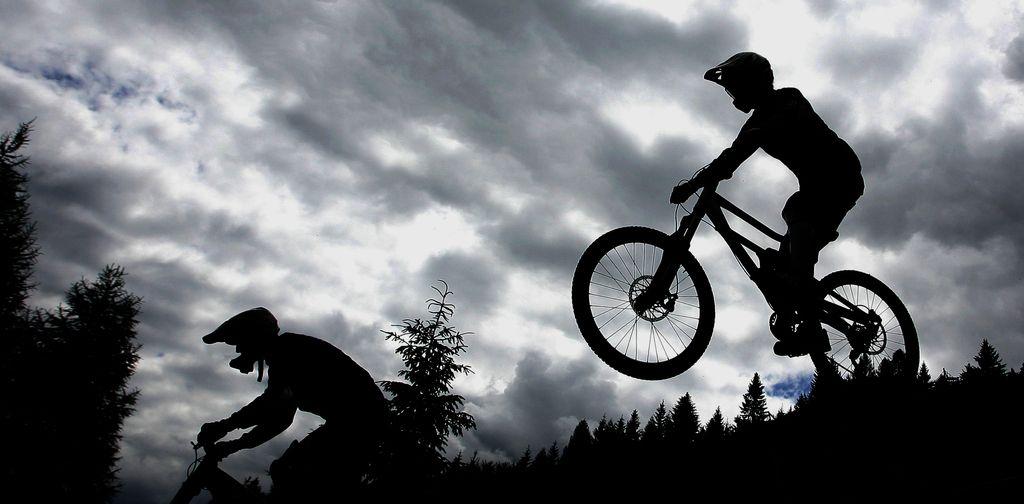 »Ljubljana je za gorske kolesarje idealna«