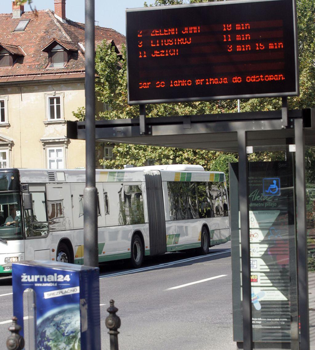 Protesta prevoznikov (še) ne bo