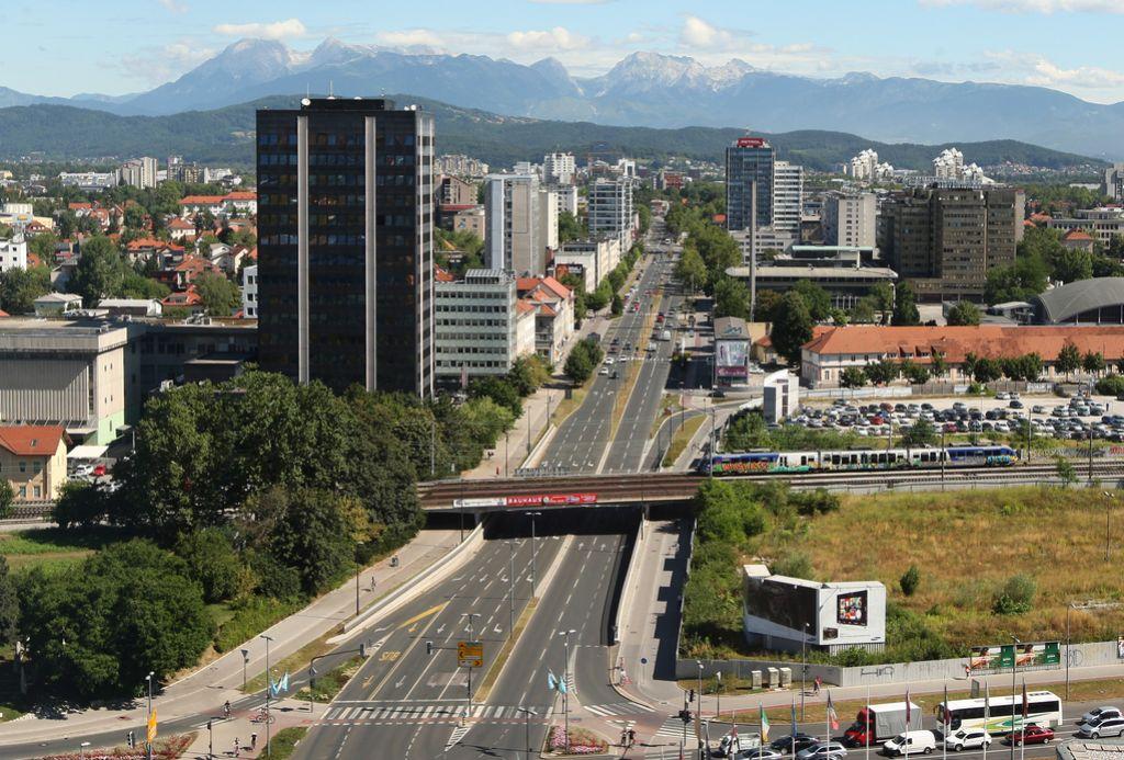 Širitev Dunajske: Stanovalci in MOL dva vozna pasova oddaljeni od soglasja