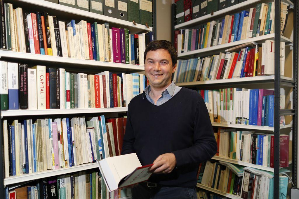 Thomas Piketty: Čigav bo svet čez 50 let?