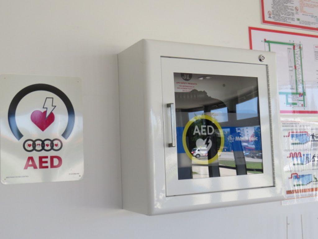 Defibrilator v »vsako« kočevsko vas
