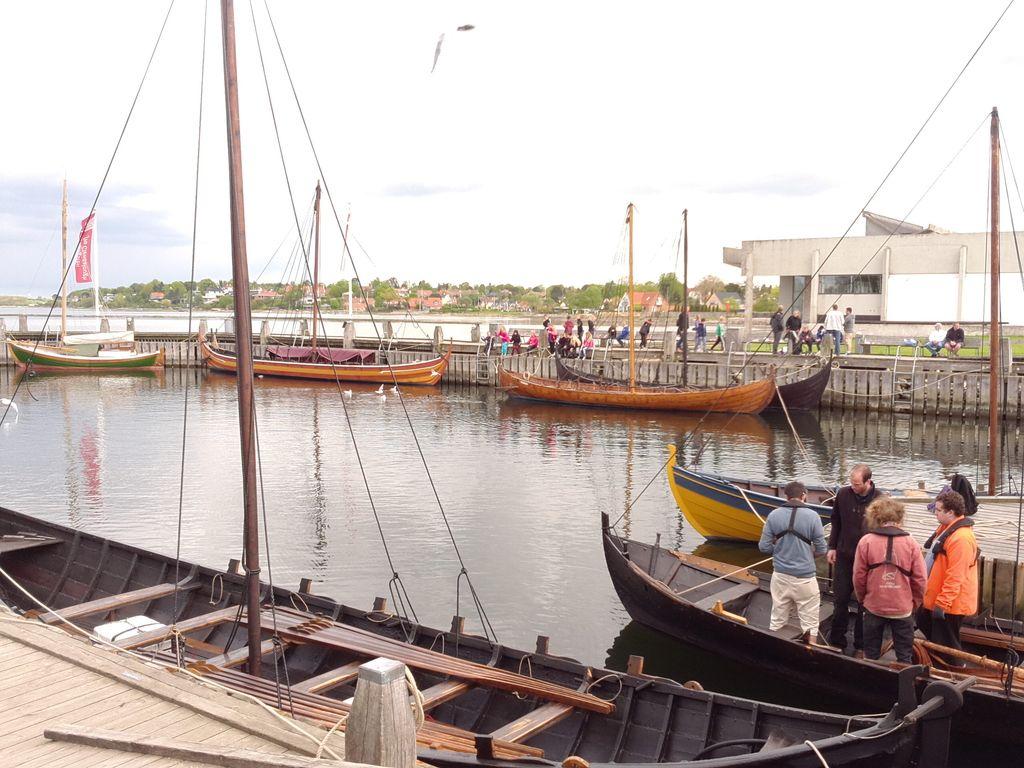 Z vikinško ladjo na pot – zares in interaktivno