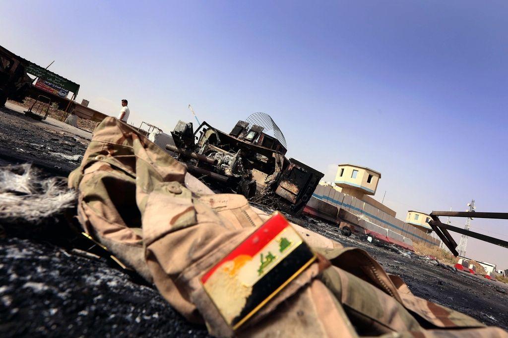 Sunitski skrajneži pred vrati Bagdada