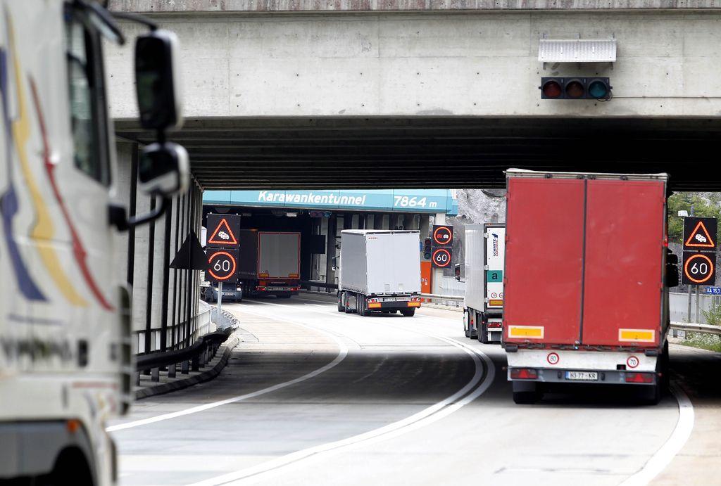 Avtoprevozništvo: kako preživeti krizo in hudo konkurenco