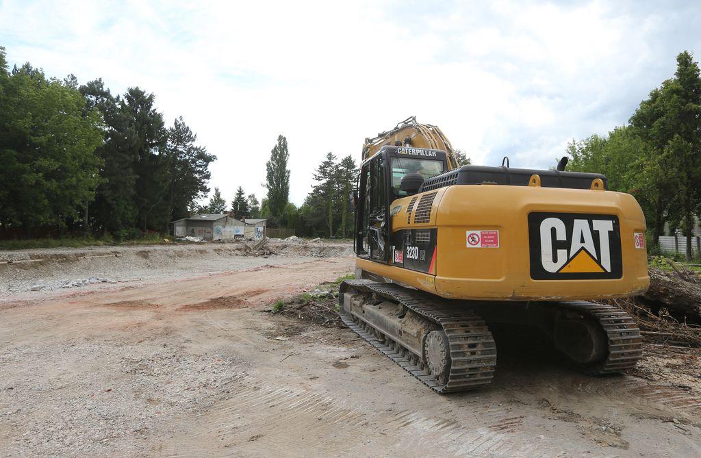 Gradnja novega kopališča Kolezija se lahko začne