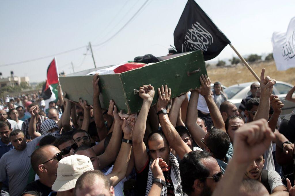 Umorjeni palestinski najstnik je bil živ zažgan