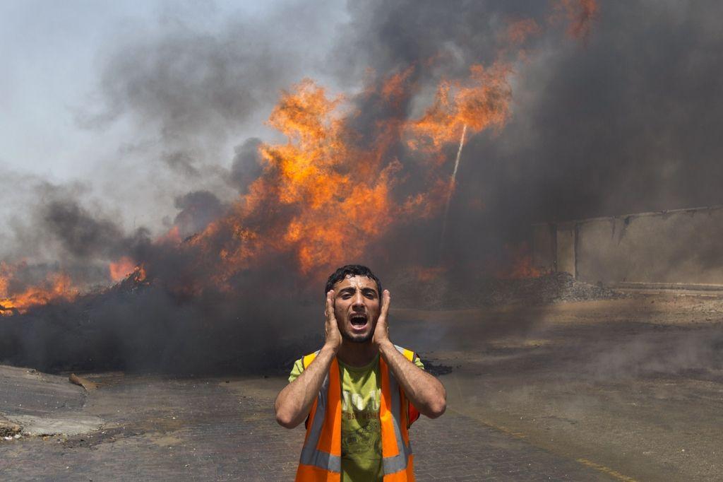 Gaza: »Huje je, kot je bilo leta 2008 in 2012«
