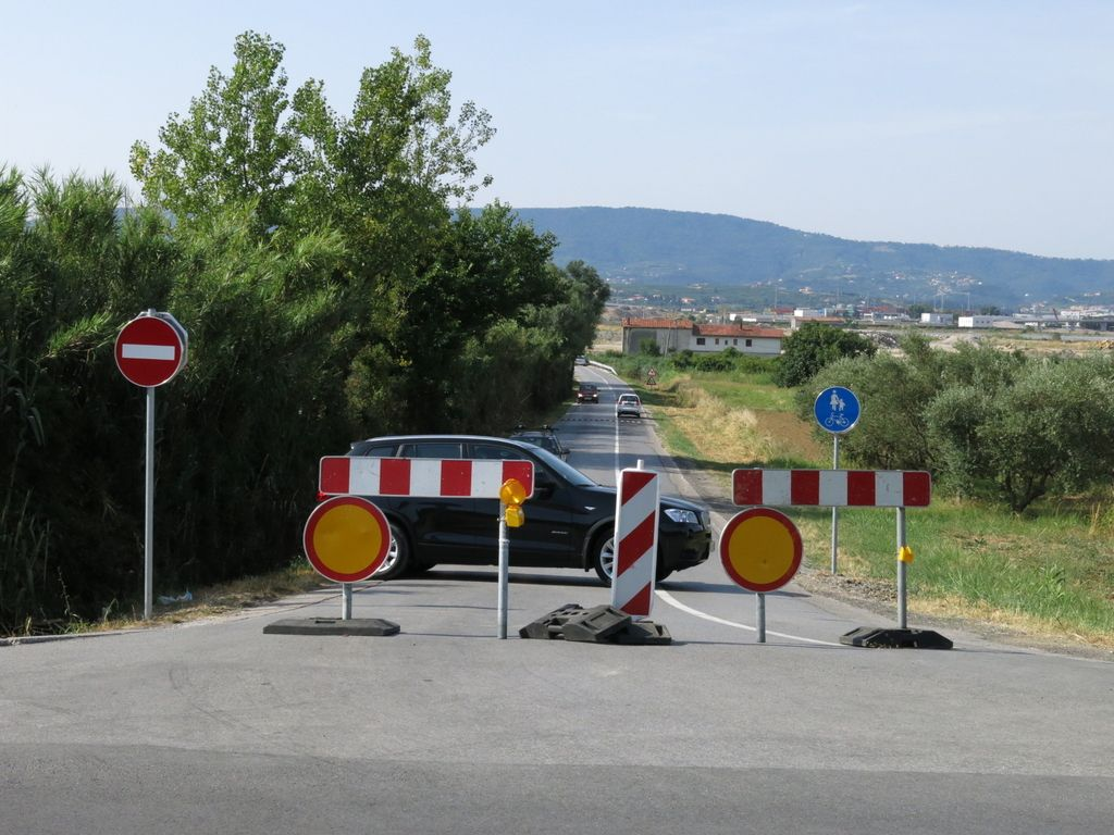 Ankaranski ultimat Popoviču zaradi ceste