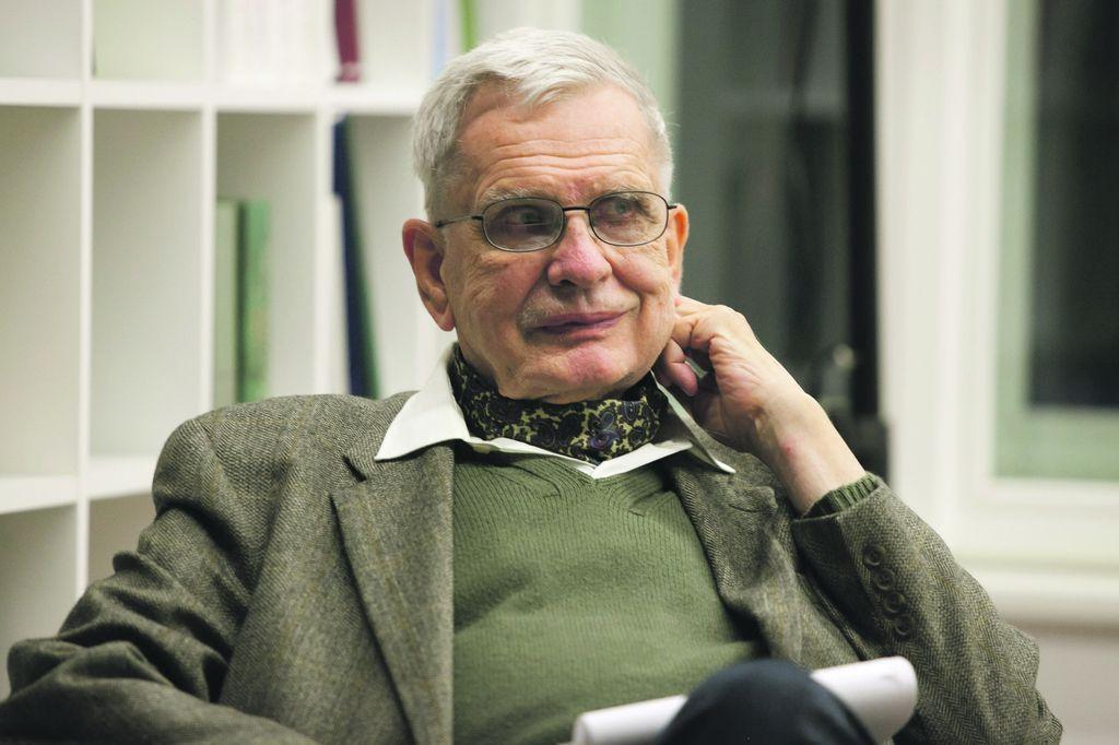 Tomas Venclova: Vsak narod ima le kakšnih tri tisoč ljubiteljev poezije