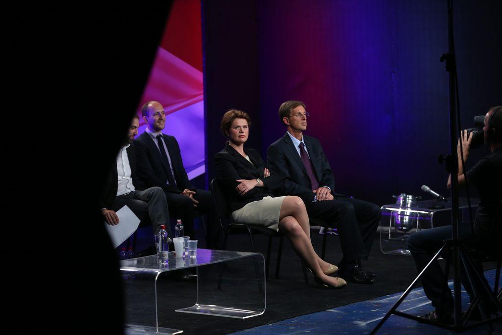 Cerar za državotvorno držo, Bratuškova ostaja komisarka kandidatka