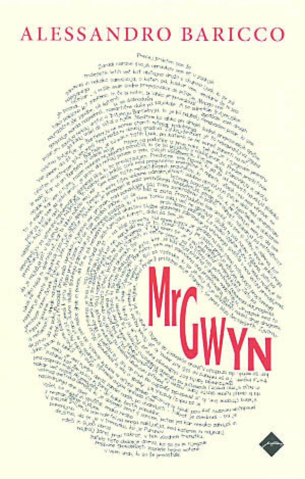 Knjiga tedna: Mr Gwyn