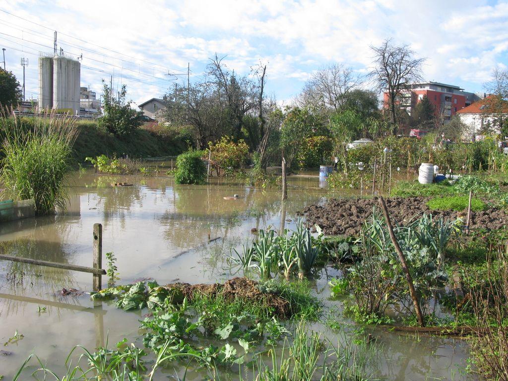 Poplave po glavnem mestu naredile za 1,5 milijona evrov škode