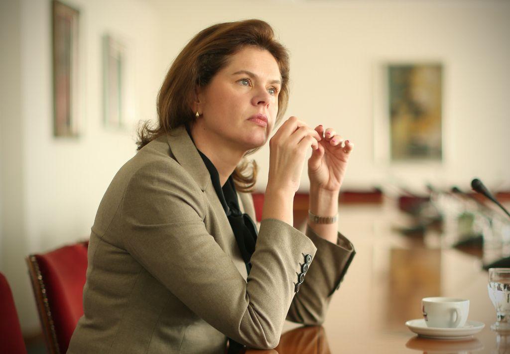 Alenka Bratušek: Tudi boljši nastop ne bi preprečil scenarija, ki je bil pripravljen pred zaslišanjem