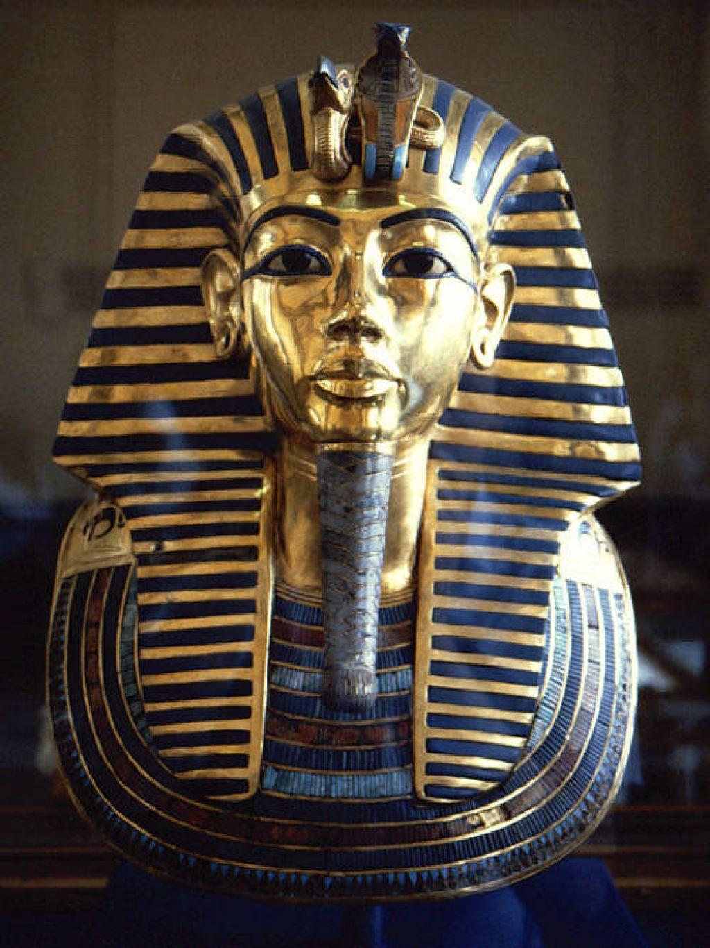 Tutankamon ni bil lepotec, bil je rezultat incesta