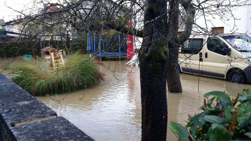 Za poplavljanje Glinščice stanovalci krivijo občino
