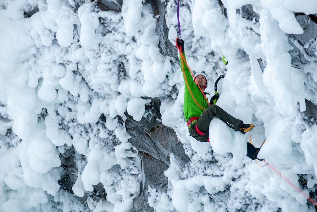 Klemen Premrl: Plezanje - moj hobi in moje veselje