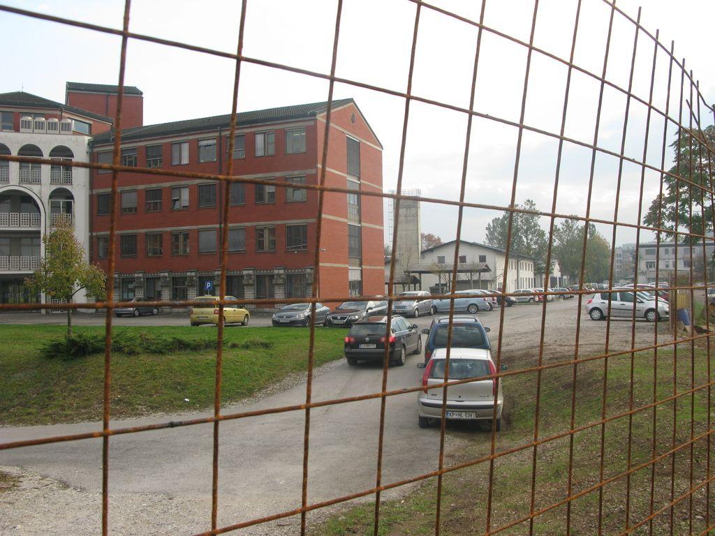 Ob rehabilitacijskem centru Soča kmalu nov park