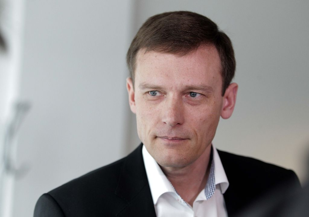 Črno piko dobi ... Janne Harjunpää