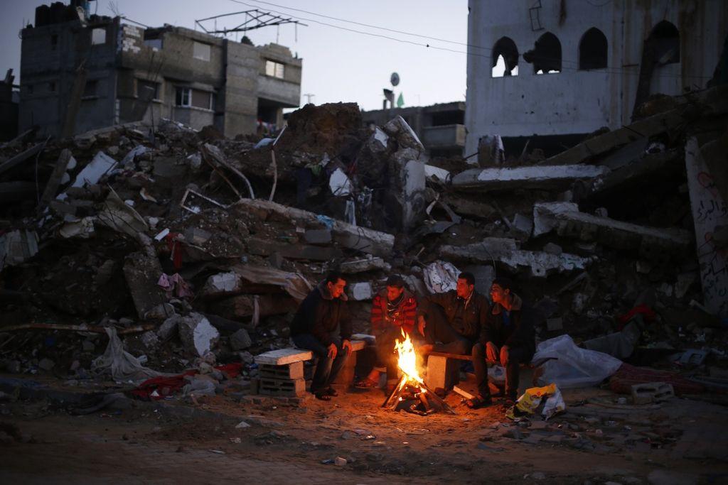 Amnesty International Izrael obtožil vojnih zločinov