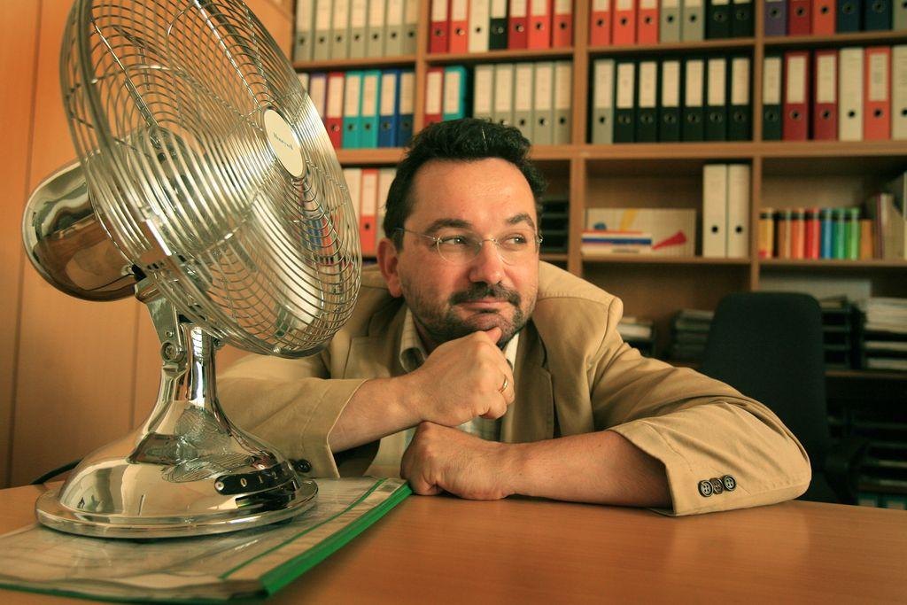 Fabjan Hafner: »Sem večerni, nočni in počitniški delavec«