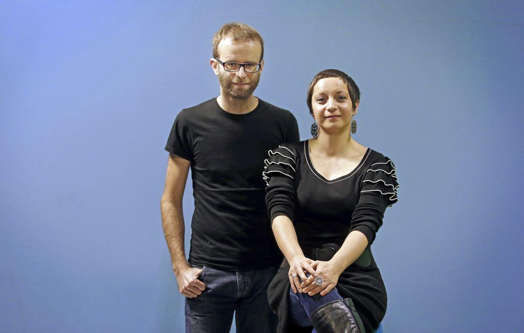 Minute za kulturo: Katarina Juvančič in Dejan Lapanja